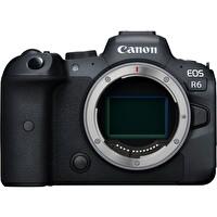 Canon EOS R6 Body Dijital Fotoğraf Makinesi