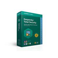 Kaspersky Total Security - Çoklu Cihaz - 1 Kullanıcı - 1 Yıl
