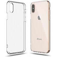 Preo Tpu Case Iphone XS Polikarbon Telefon Kılıfı Şeffaf