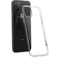 Preo Tpu Case iPhone 11 Polikarbon Telefon Kılıfı Şeffaf