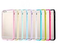 Preo Tpu Case Iphone 8 Polikarbon Telefon Kılıfı Altın Kenar