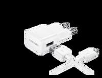 Samsung TA12 Micro USB Seyahat Şarj Aleti Beyaz