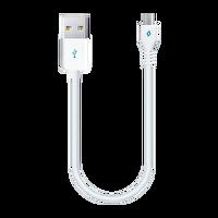 Ttec Mını Cable 30 Cm Beyaz Micro Usb Kablosu