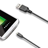 Celly İki Yönlü Micro Usb Kablosu