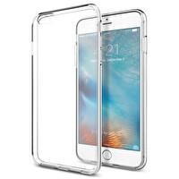 Spigen iPhone 6/6S Plus Lıquıd Crystal 4 Taraflı Tam Koruma Cep Telefonu Kılıfı