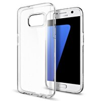 Spigen Galaxy S7 Lıquıd Crystal 4 Taraflı Tam Koruma Cep Telefonu Kılıfı