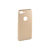 Sunix Premium Series Gold Oıl Sılıcone Case For Ip-8 Plus