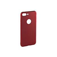 Sunix Premium Series Bordeaux Oil Silicone Case For Ip-8 Plus