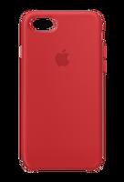 Apple MQGP2ZM/A iPhone 8 Silikon Kılıf - Kırmızı