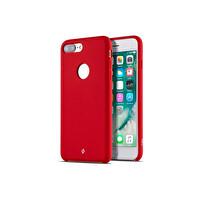 Ttec Smooth Kırmızı iPhone 7 Plus / iPhone 8 Plus Koruma Kılıfı