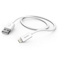 Hama 173863 Lıghtnıng Usb Kablo 1 M Beyaz
