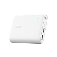 Anker Powercore 10.400 mAh Beyaz Taşınabilir Şarj Cihazı (2 Port)