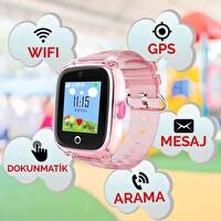 Wiky Watch 3 Plus Pembe Akıllı Çocuk Saati