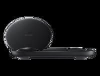 Samsung İkili Kablosuz Hızlı Şarj Cihazı Siyah