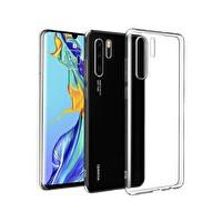 Preo My Case Huawei P30 Şeffaf Telefon Kılıfı