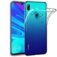 Preo My Case Huawei Y7 2019 Şeffaf Telefon Kılıfı