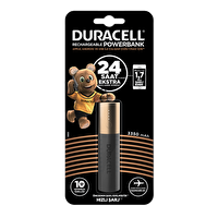 Duracell 3350 mAh Taşınabilir Şarj Cihazı