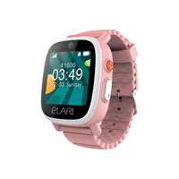 Elari Fixitime 3 GPS Suya Dayanıklı Pembe Çocuk Saati