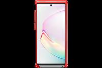Samsung Galaxy Note 10 Silikon Kılıf - Kırmızı