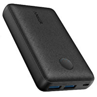 Anker Powercore 10.000 mAh Siyah Powerbank