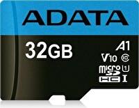 Adata 32GB ADAPT MicroSDHC UHS-I Kart 100/25MB/sClass10