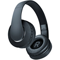 Naztech Hypergear KB. V80 Kulaküstü Kablosuz Bluetooth Kulaklık Siyah