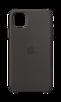 APPLE MX002ZM/A iPhone 11 Pro Max Silikon Kılıf - Siyah