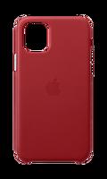 Apple MWYF2ZM/A  iPhone 11 Pro Deri Kılıf Kırmızı