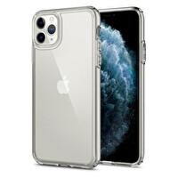 Spigen iPhone 11 Pro Max Ultra Hybrid Crystal Clear Telefon Kılıfı