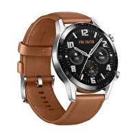 Huawei Watch GT2 Deri Latona B19V Akıllı Saat Kahverengi
