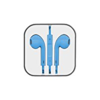 Preo My Sound MS23 Kulak İçi Kablolu 3.5mm Kulaklık Mavi