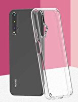 Preo My Case Huawei Nove 5T Şeffaf Telefon Kılıfı