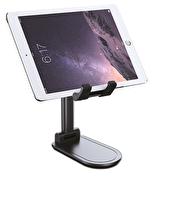 Bood D98 Telefon Ve Tablet Tutucu Stand Siyah