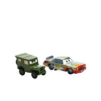 Darrel Sarge İkili Model Araba