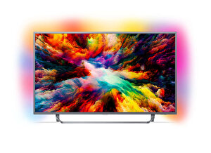 "PHILIPS 50PUS7303/12/62  50"" 126 Ekran 3 Taraflı Ambilight Ultra İnce 4K UHD Smart TV ( OUTLET )"