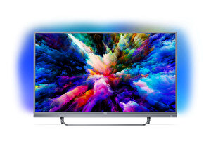 PHILIPS 55PUS7503/12/62 ULTRA İNCE 4K UHD LED ANDROİD TV ( TESHIR )