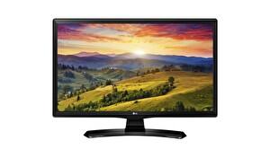 """LG 24TK410U-PZ 24"""" 60 Ekran Uydu Alıcılı HD Monitör TV"""
