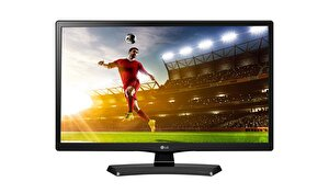 LG 24MN49HM 24 inç 61 Ekran HD LED Monitör TV Siyah - TESHIR