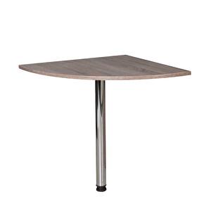 Adore Newyork NMS-511-LL-2 Ofis Masası Köşe Dönüş Latte