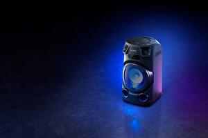 Sony MHC V13 Bluetooth Yüksek Güçlü Ses Sistemi