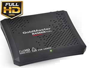GOLDMASTER MINI RANGER PLUS FULL HD PVR UYDU ALICI ( OUTLET )