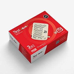 Next 64  Digital HD Uydu Alcısı