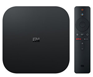 Xiaomi Mi Box S 4K Android Tv Box Media Player HDr - Dolby Dts-Chromecast