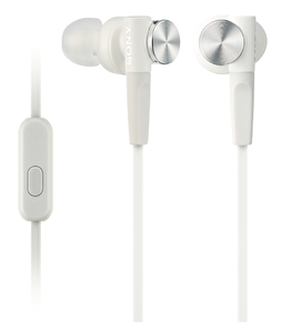 Sony Mdrxb50Apw Kulak İçi Kulaklık Beyaz