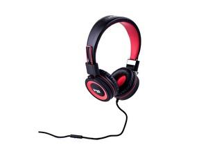 Preo My Sound Ms05 Kulaküstü Kulaklık - Ateş Kırmızı