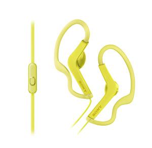 Sony Sport Kulakiçi Kulaklık - Sarı Mdras210Apy.Ce7