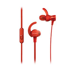 Sony MDRXB510ASR.CE7 Kırmızı Kulak İçi Sport Kulaklık
