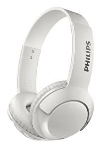 Philips SHB3075Wt/00 Bass+ Kulak Üstü Mikrofonlu Bluetooth Kulaklık Beyaz
