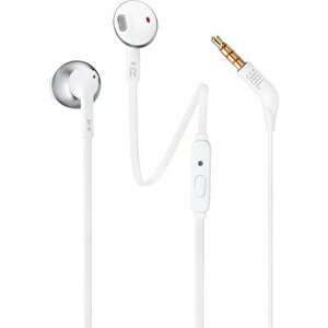 Jbl T205 Kulak İçi Kulaklık Krom
