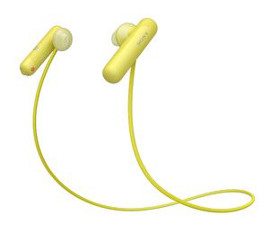 Sony WI-SP500 Wireless Bluetooth Su Geçirmez NFC Spor Kulak İçi Kulaklık